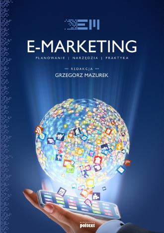 E-marketing. Strategia, planowanie, - okładka książki