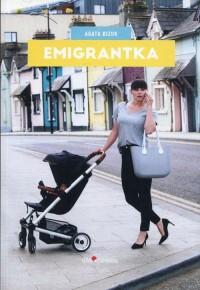 Emigrantka - okładka książki