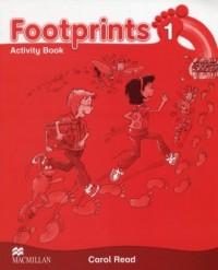 Footprints 1. Zeszyt ćwiczeń - okładka podręcznika