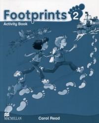 Footprints 2. Zeszyt ćwiczeń - okładka podręcznika