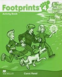 Footprints 3. Zeszyt ćwiczeń - okładka podręcznika