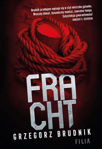 Fracht - okładka książki