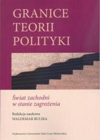 Granice teorii polityki - okładka książki