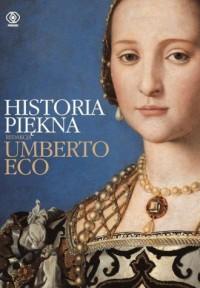 Historia piękna - okładka książki