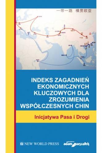 Indeks zagadnień ekonomicznych - okładka książki