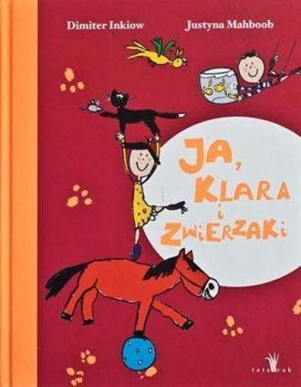 Ja, Klara i zwierzaki - okładka książki
