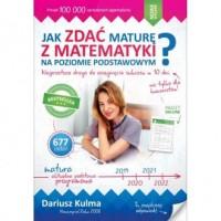 Jak zdać maturę z matematyki na poziomie podstawowym 2018 - okładka podręcznika
