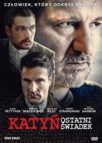 Katyń. Ostatni Świadek - okładka filmu