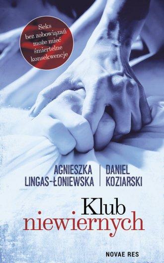 Klub niewiernych - okładka książki