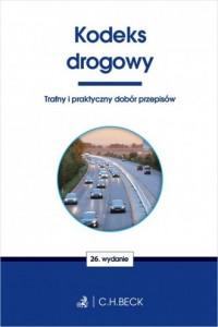 Kodeks drogowy - okładka książki
