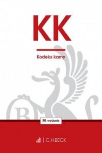 Kodeks karny - okładka książki