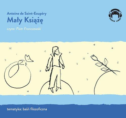 Mały Książę - pudełko audiobooku