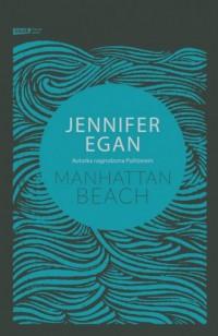 Manhattan Beach - okładka książki