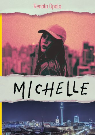 Michelle - okładka książki