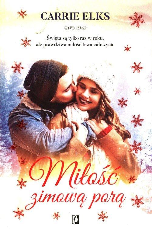 Miłość zimową porą - okładka książki
