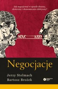 Negocjacje - okładka książki