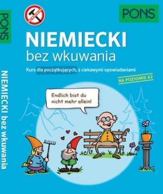Niemiecki bez wkuwania A2 (M) - okładka podręcznika