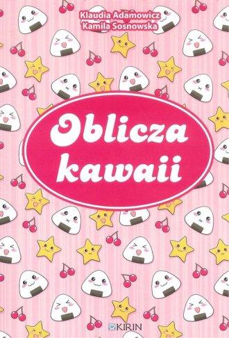 Oblicza kawaii - okładka książki