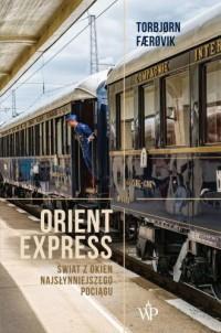 Orient Express - okładka książki