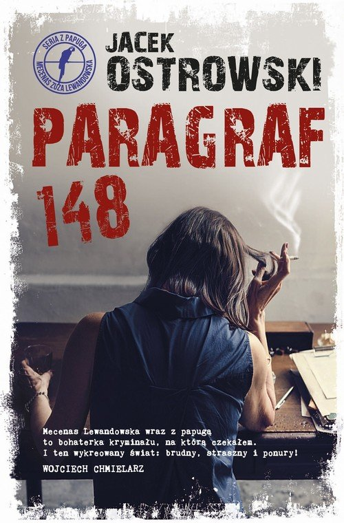 Paragraf 148 - okładka książki