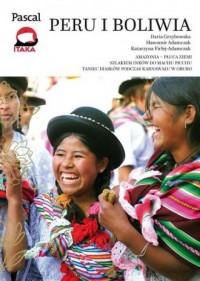 Peru i Boliwia - okładka książki