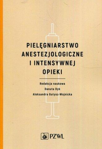 Pielęgniarstwo anestezjologiczne - okładka książki