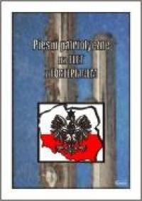 Pieśni patriotyczne na Flet z Fortepianem - okładka książki