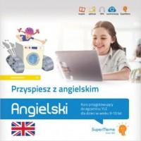 Przyspiesz z angielskim. Kurs przygotowujący do egzaminu YLE dla dzieci w wieku 9-10 lat - okładka podręcznika