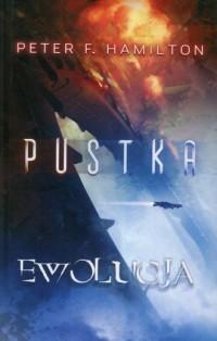 Pustka Ewolucja. Tom 3 - okładka książki