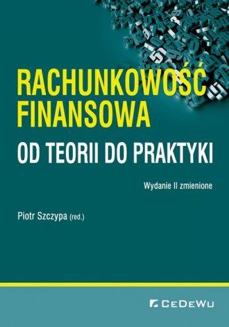 Rachunkowość finansowa od teorii - okładka książki