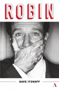 Robin. Biografia Robina Williamsa - okładka książki
