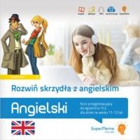Rozwiń skrzydła z angielskim. Kurs przygotowujący do egzaminu YLE dla dzieci w wieku 11-12 lat - okładka podręcznika