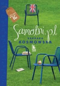 Samotni.pl - okładka książki