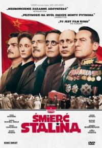 Śmierć Stalina - okładka filmu