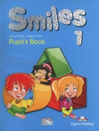 Smileys 1 Pupils Pack - okładka podręcznika