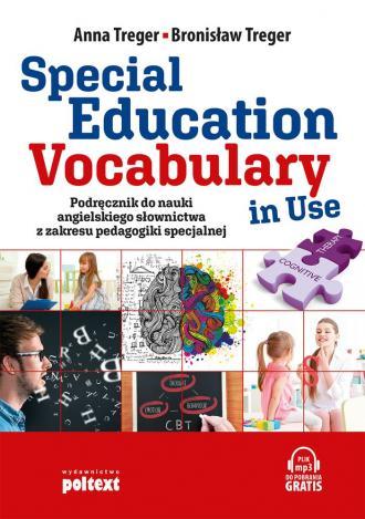 Special Education Vocabulary in - okładka podręcznika