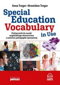 Special Education Vocabulary in Use. Podręcznik do nauki angielskiego słownictwa z zakresu pedagogiki specjalnej - okładka podręcznika