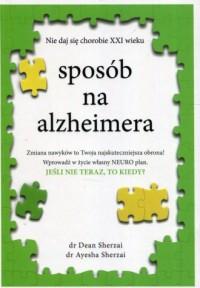 Sposób na alzheimera - okładka książki