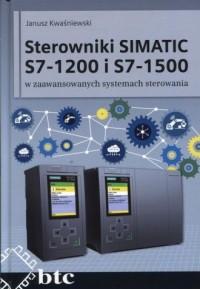 Sterowniki SIMATIC S7-1200 i S7-1500 w zaawansowanych systemach sterowania - okładka książki