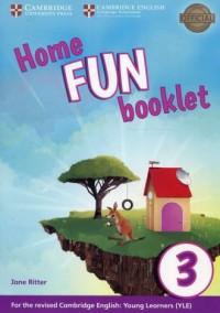 Storyfun Level 3 Home Fun Booklet - okładka podręcznika