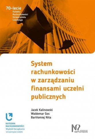 System rachunkowości w zarządzaniu - okładka książki