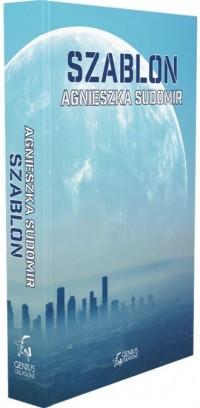 Szablon - okładka książki