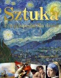 Sztuka. Encyklopedia dla dzieci - okładka książki