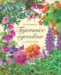 Tajemnice ogrodów - okładka książki