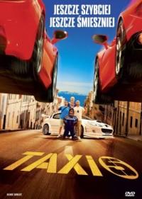 Taxi 5 - okładka filmu