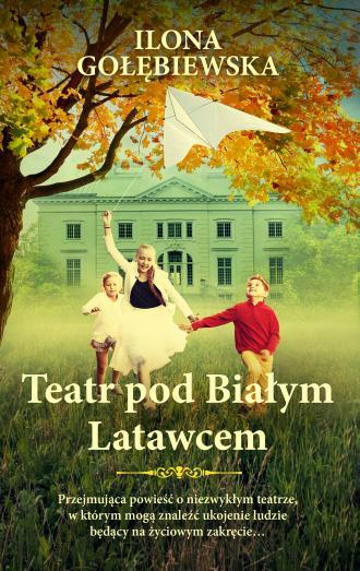 Teatr pod Białym Latawcem - okładka książki