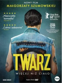 Twarz - okładka filmu