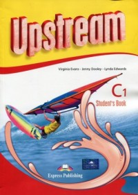 Upstream Advanced C1 Students Book - okładka podręcznika