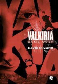 Valkiria Game Over - okładka książki