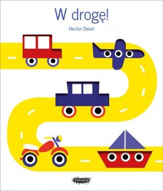 W drogę! - okładka książki